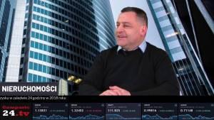 Wywiad, rozmowa z Tomaszem Burconem o inwestowaniu w nieruchomości